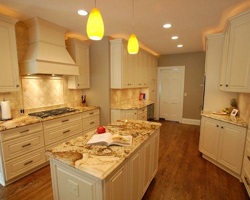 Light Brown Granite Home Design Ideas, Pictures, Remodel ...