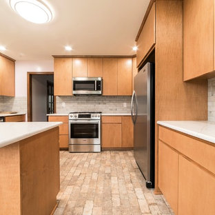 Transitional Kitchen in Sycamore