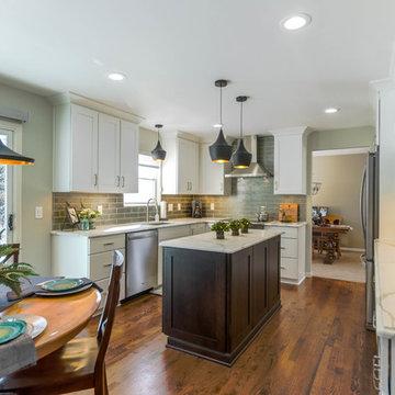 Transitional Kitchen in Wixom, MI
