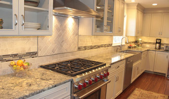 Transitional Kitchen in Yardley, PA