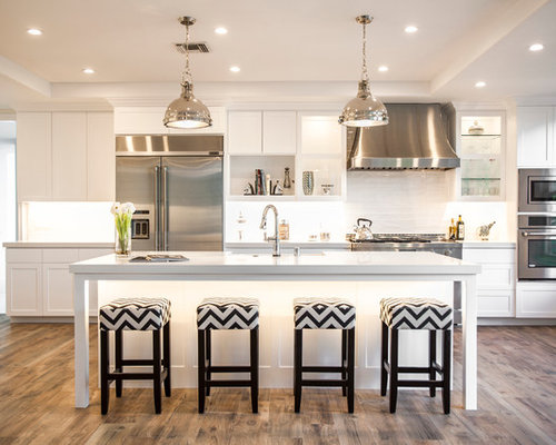 Best Under Island Lighting Design Ideas & Remodel Pictures | Houzz