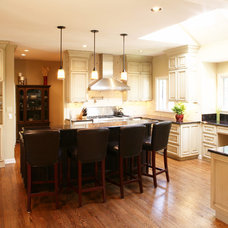 Eclectic Kitchen by Lonny at K and B