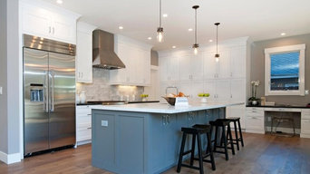 Transitional Kitchen | Menlo Park