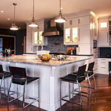 Contemporary Kitchen by Mod & Stanley Design Inc.