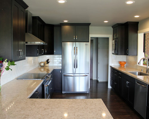 Quasar Silestone Home Design Ideas, Pictures, Remodel and