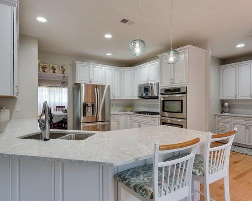 Transitional Kitchen Remodel Fredericksburg Va By Reico Kitchen