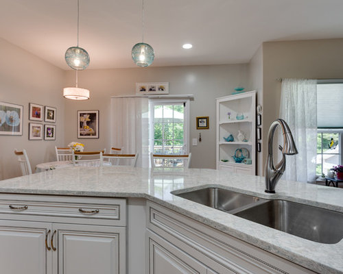 Transitional Kitchen Remodel Fredericksburg VA by Reico