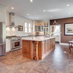 Awesome Transitional Kitchen Remodel Fredericksburg, VA
