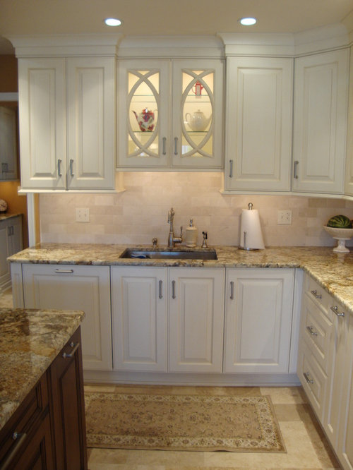Cabinet Above Sink | Houzz