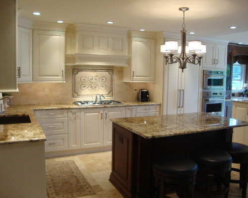 Hand Glazed Cabinets Ideas, Pictures, Remodel and Decor