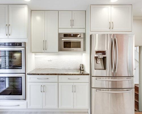 transitional kitchen remodel rockville md refacing in rockville md