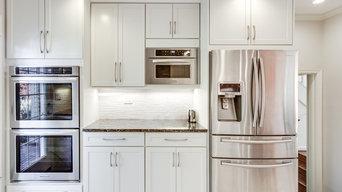 Transitional Kitchen Remodel Rockville MD