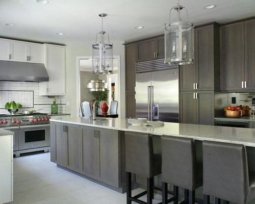 Medium Size Kitchen Houzz