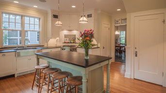 Transitional Kitchen - Some Old and Some New