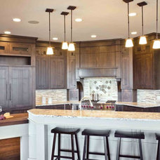 Contemporary Kitchen by Stonebreaker Builders & Remodelers