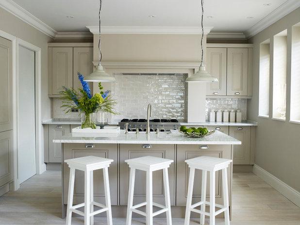 Transitional Kitchen by Studio Duggan Ltd