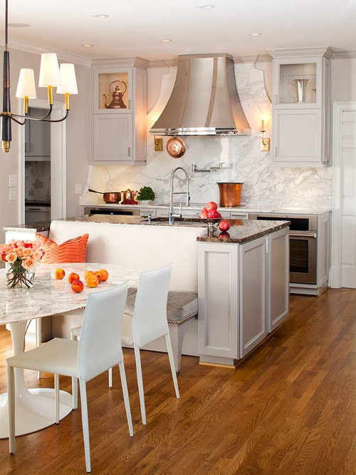 kitchen island with banquette best island banquette design ideas amp remodel pictures houzz 5196