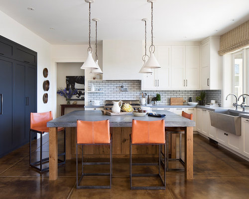 25 all time favorite kitchen with white backsplash ideas remodeling photos houzz. Black Bedroom Furniture Sets. Home Design Ideas