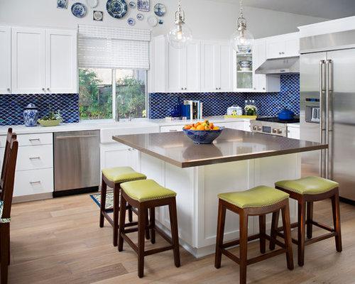 Square Island Home Design Ideas, Renovations & Photos