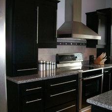 Transitional Kitchen by West Side Lumber/ACE/Kitchen & Bath Design Center