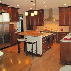 Kitchen by Kurtis Kitchen & Bath Centers