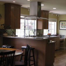 Eclectic Kitchen by Brandi Smith