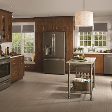 Transitional Kitchen by Young's Appliances