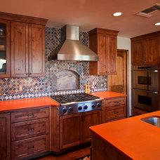 Transitional Kitchen by Arizona Designs Kitchens and Baths
