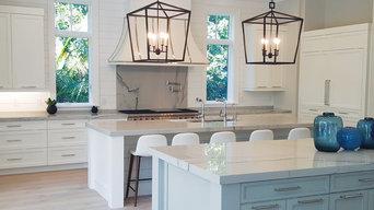 Transitional Kitchens Naples Florida