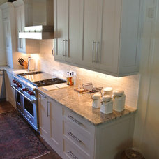 Contemporary Kitchen by Wildwood Cabinetry