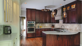 Transitional LUXE Kitchen Remodel