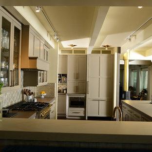 Transitional Luxury Kitchen Pacific Northwest