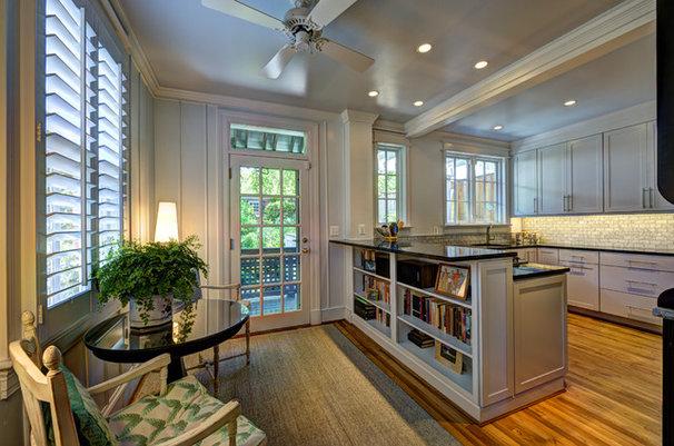 Transitional Kitchen by Reico Kitchen & Bath