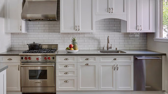 Transitional Mixed Media Kitchen Remodel