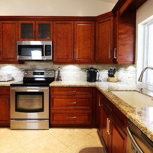 Transitional Simple Kitchen