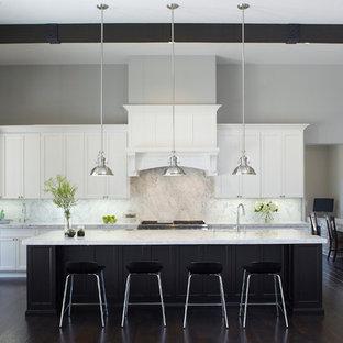 Transitional kitchen remodeling - Kitchen - transitional kitchen idea in San Francisco