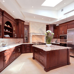 Transitional Style Kitchen