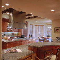 Traditional Kitchen by Dianne Joyce Design Company