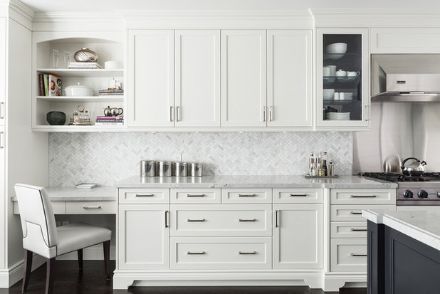 Transitional Kitchen by Cameo Kitchens