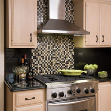 Modern Kitchen by Interiors by Mary Susan