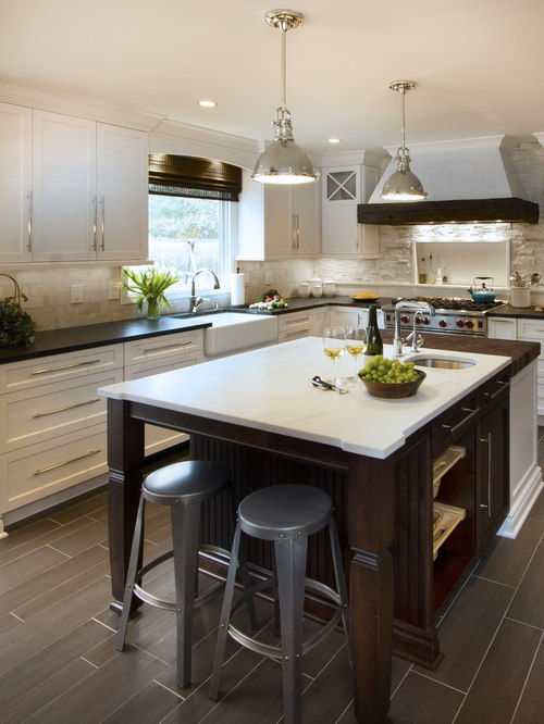 Ledgestone Backsplash