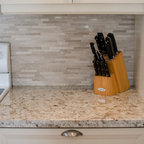 kitchen cabinets in calgary two tone kitchens and glazed kitchens transitional 6122