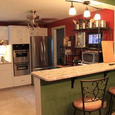 Transitional Kitchen by Kitchen Saver