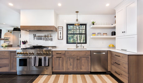 Kitchen of the Week: Galley Makeover for Improved Style and Flow