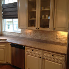 Traditional Kitchen by Crossgrain, LLC.