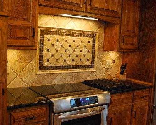 Travertine Tile Backsplash Ideas Pictures Remodel And Decor