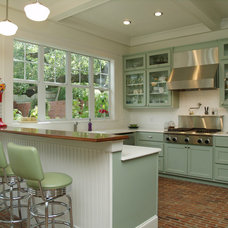 Traditional Kitchen by RisherMartin Fine Homes