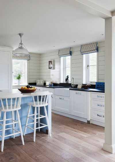 Kitchen of the week beach house beauty with a practical style - Cucina casa al mare ...