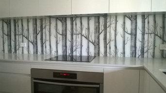 Tree Design Splashback
