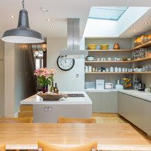 10 Ideas for Open Storage in a Kitchen